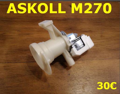 POMPE DE VIDANGE : ASKOLL M270