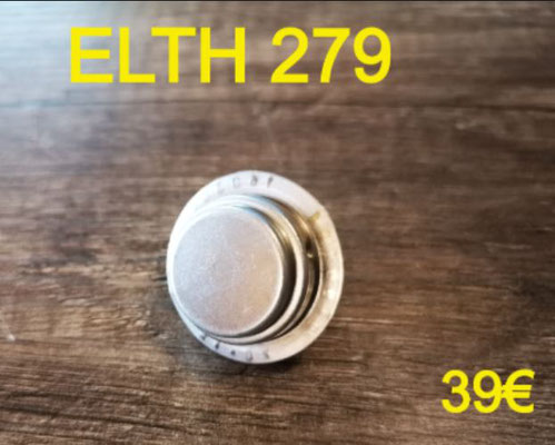 SONDE CTN : CONTROL HTP ELTH 279