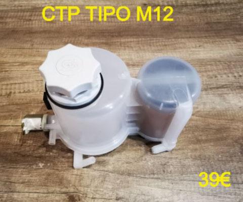 ADOUCISSEUR BAC A SEL : CTP TIPO M12