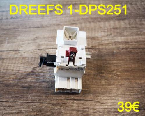 INTERRUPTEUR : LAVE-VAISSELLE DREEFS 1-DPS251