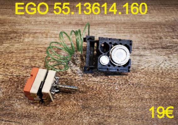 THERMOSTAT LAVE-LINGE : EGO 55.13614.160
