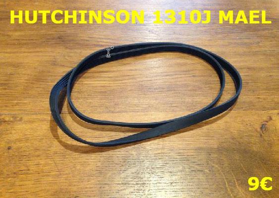 COURROIE LAVE-LINGE : HUTCHINSON 1310J MAEL