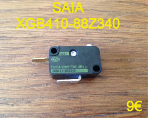 MICRO-SWITCH : SAIA XGB410-88Z340