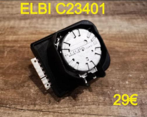 PROGRAMMATEUR LAVE-LINGE : ELBI C23401