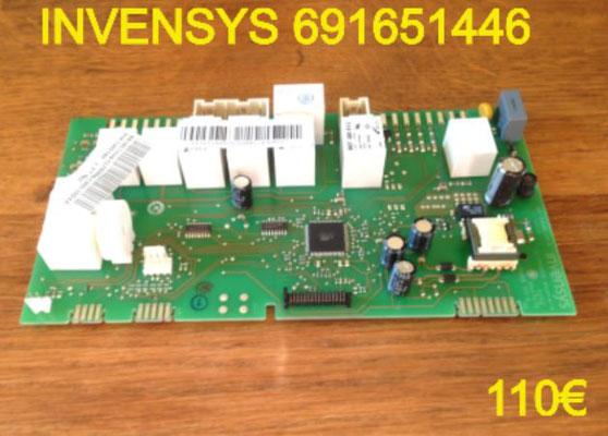CARTE DE PUISSANCE FOUR : INVENSYS 691651446