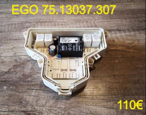 CARTE CLAVIER PLAQUE VITROCÉRAMIQUE : EGO 75.13037.307