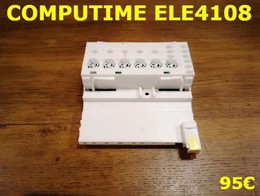 CARTE DE COMMANDE LAVE-VAISSELLE : COMPUTIME ELE4108