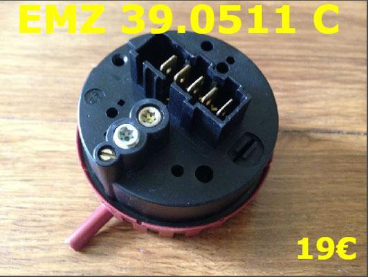 PRESSOSTAT : EMZ 39.0511C