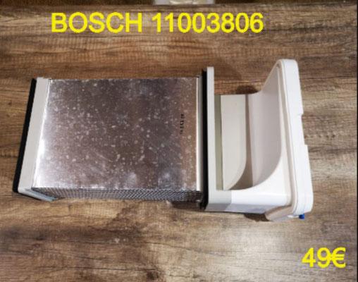 CONDENSEUR SÈCHE-LINGE : BOSCH 11003806