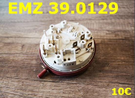 PRESSOSTAT : EMZ 39.0129