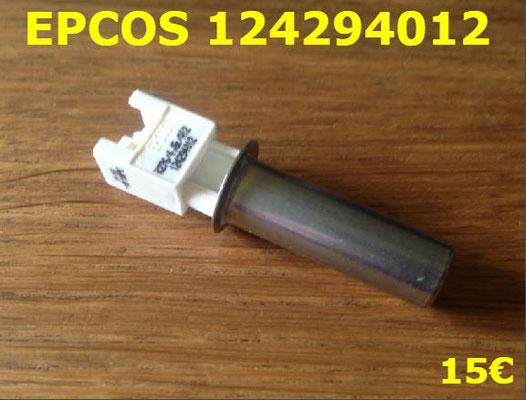 SONDE CTN : EPCOS 124294012