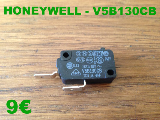 MICRO-SWITCH : HONEYWELL V5B130CB