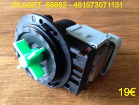 POMPE DE VIDANGE : PLASET 68882 - 461973071131