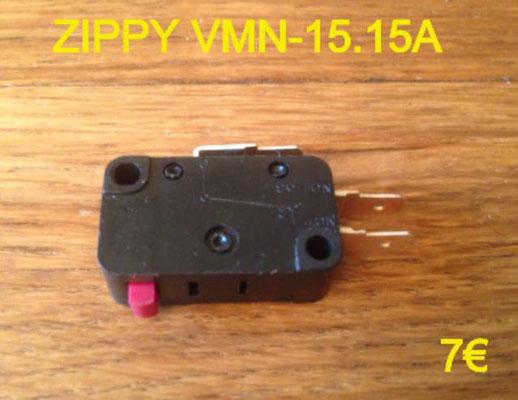 MICRO-SWITCH : ZIPPY VMN-15.15A