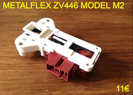 VERROU DE PORTE LAVE-LINGE : METALFLEX ZV446 MODEL M2