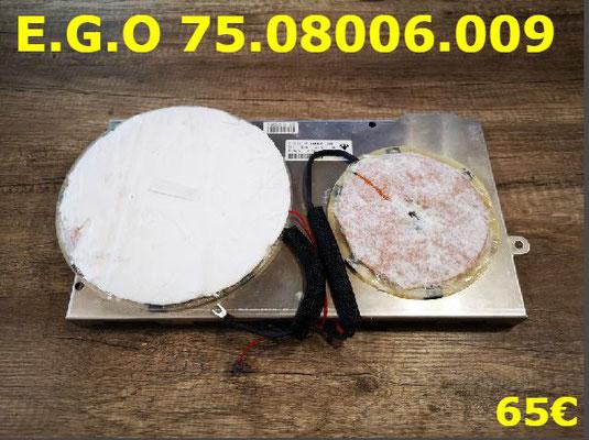FOYER INDUCTION : E.G.O 75.08006.009