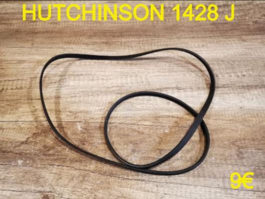 COURROIE LAVE-LINGE : HUTCHINSON 1428 J
