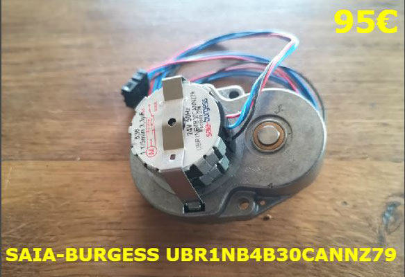 MICRO-MOTEUR : SAIA-BURGESS UBR1NB4B30CANNZ79