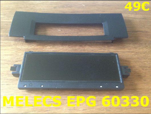 AFFICHEUR LAVE-VAISSELLE : MELECS EPG60330