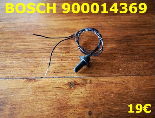 SONDE CTN : BOSCH 900014369