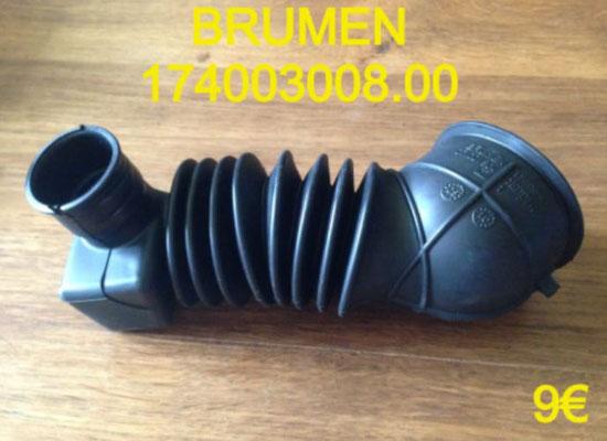 DURITE LAVE-LINGE : BRUMEN 174003008.00