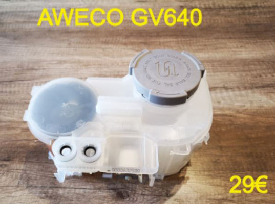 ADOUCISSEUR BAC A SEL : AWECO GV640