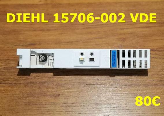 CARTE DE COMMANDE FRIGO: DIEHL 15706-002VDE