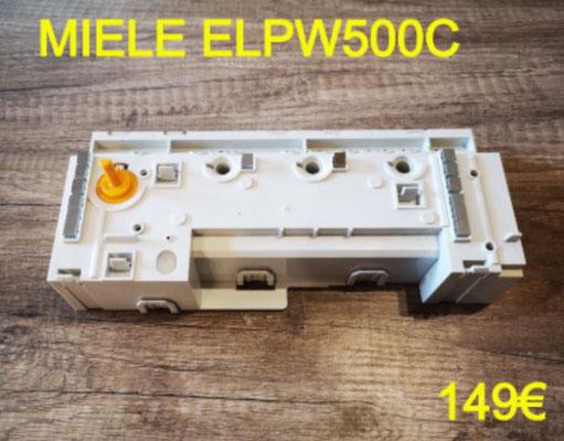 CARTE DE COMMANDE LAVE-VAISSELLE : MIELE ELPW500C