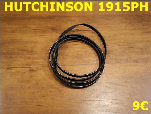 COURROIE SÈCHE-LINGE : HUTCHINSON 1915PH