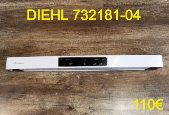 CARTE DE COMMANDE CONGEL : DIEHL 732181-04