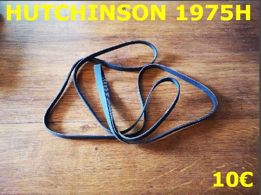 COURROIE SÈCHE-LINGE : HUTCHINSON 1975H
