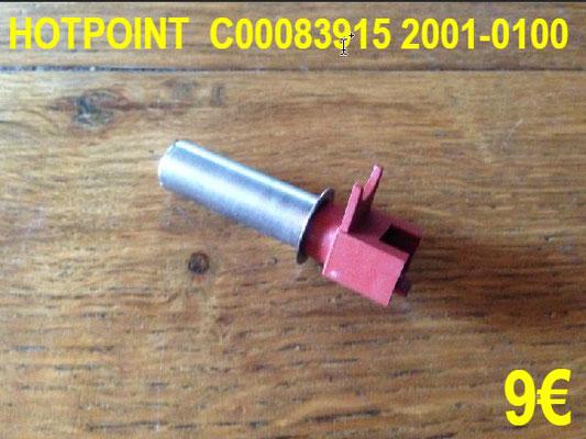 SONDE CTN : HOTPOINT C00083915 2001-0100