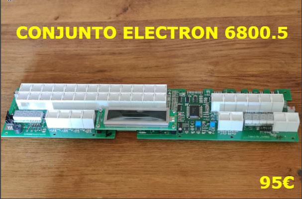 AFFICHEUR DE FOUR : CONJUNTO ELECTRON 6800.5