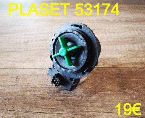 POMPE DE VIDANGE : PLASET 53174