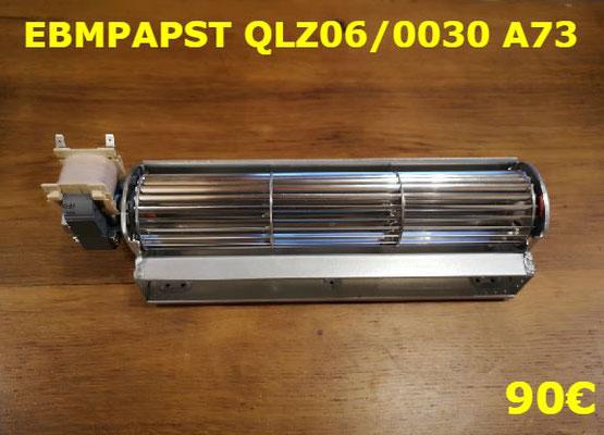 VENTILATEUR DE CUISSON : EBMPAPST QLZ06/0030 A73