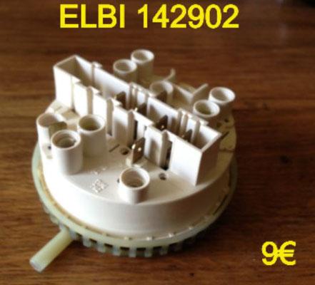 PRESSOSTAT : ELBI 142902