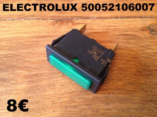 VOYANT CONGÉLATEUR : ELECTROLUX 50052106007