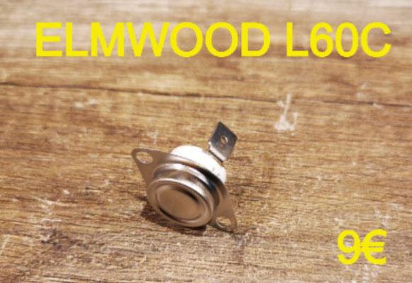 KLIXON : ELMWOOD L60C