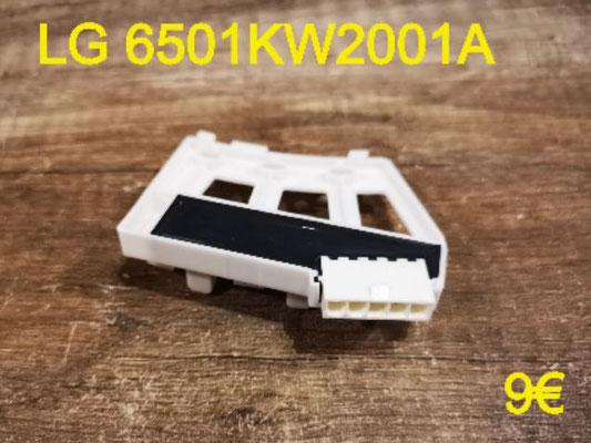 CAPTEUR LAVE-LINGE : LG 6501KW2001A