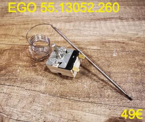 THERMOSTAT DE FOUR : EGO 55.13052.260