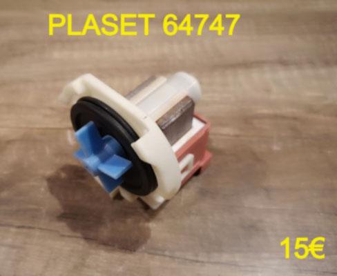 POMPE DE VIDANGE : PLASET 64747