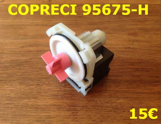 POMPE DE VIDANGE : COPRECI 95675-H