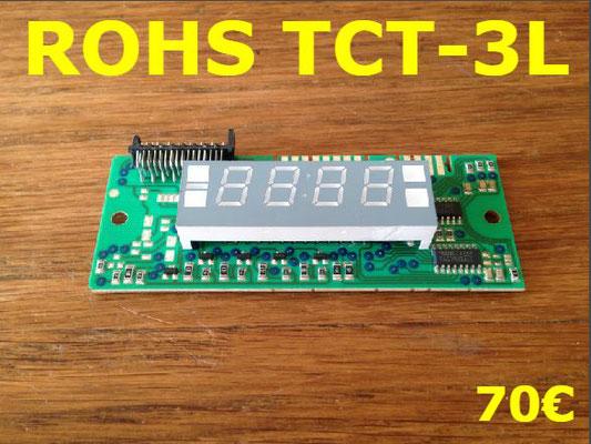 AFFICHEUR DE FOUR : ROHS TCT-3L