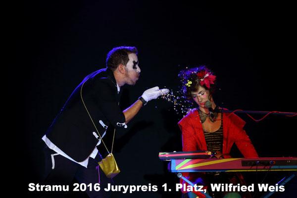 Wilfried Weis - StraMu 2016, 1. Platz Juriepreis