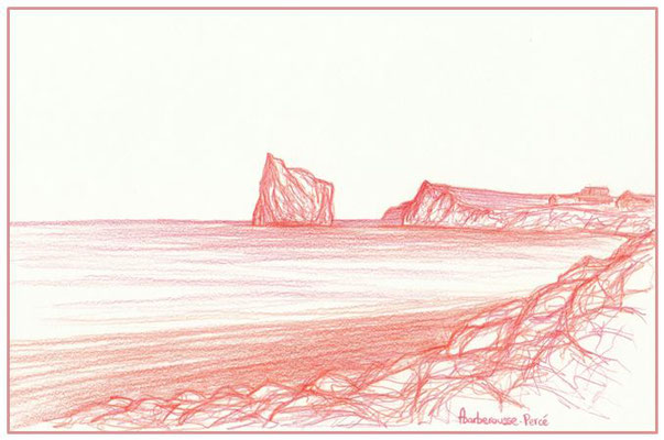 L'Anse-du-Nord, Percé