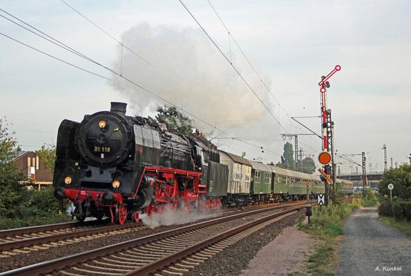 01 118, Hanau, 03. September 2016.