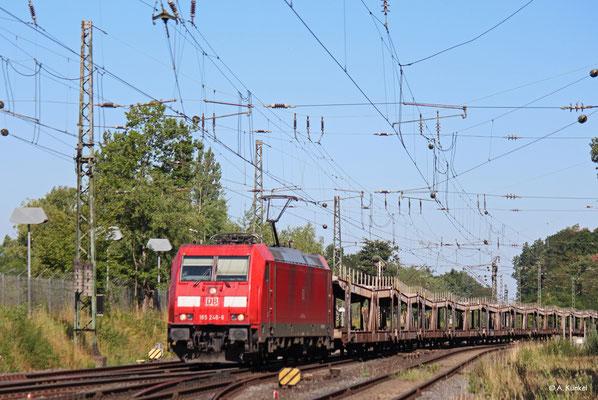185 246, Großkrotzenburg, 23. Juli 2019.