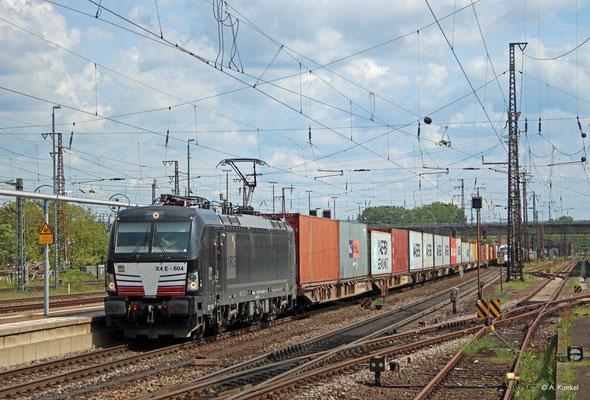 193 604 am 18. Mai 2019 in Hanau Hbf.