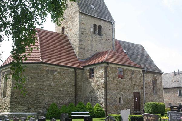 Kirche St. Thomas in Blösien, 2010