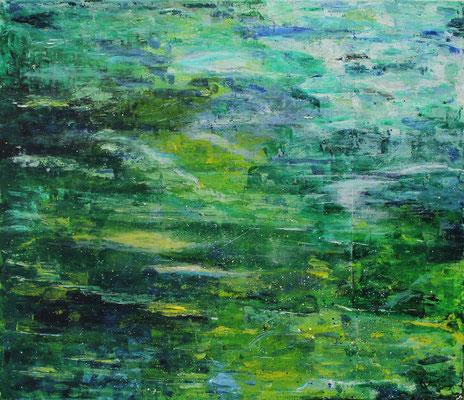 Reflexions ( acryllic - 60 x 70 )